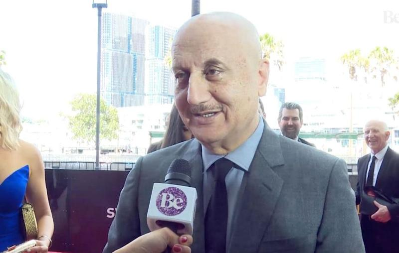 Speaking to Be, Anupam Kher said each of the nominated films were of great merit. Source: Supplied