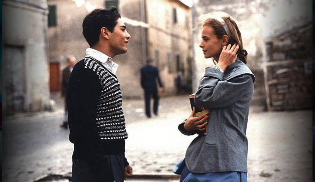 """<p>This movie celebrates the romance between two people — and a love for movies. The Italian film follows a a young man, Salvatore Di Vita; his friendship with his local theater's projectionist, Alfredo and the girl that left town before he could win over her disapproving father. Do they ever cross paths again?</p><p><a class=""""link rapid-noclick-resp"""" href=""""https://www.amazon.com/Cinema-Paradiso-English-Subtitled-Danieli/dp/B007HJ96NO?tag=syn-yahoo-20&ascsubtag=%5Bartid%7C10063.g.34933377%5Bsrc%7Cyahoo-us"""" rel=""""nofollow noopener"""" target=""""_blank"""" data-ylk=""""slk:WATCH ON AMAZON"""">WATCH ON AMAZON</a> <a class=""""link rapid-noclick-resp"""" href=""""https://go.redirectingat.com?id=74968X1596630&url=https%3A%2F%2Fitunes.apple.com%2Fus%2Fmovie%2Fcinema-paradiso%2Fid1520291336&sref=https%3A%2F%2Fwww.redbookmag.com%2Flife%2Fg34933377%2Fbest-romantic-movies%2F"""" rel=""""nofollow noopener"""" target=""""_blank"""" data-ylk=""""slk:WATCH ON ITUNES"""">WATCH ON ITUNES</a></p>"""