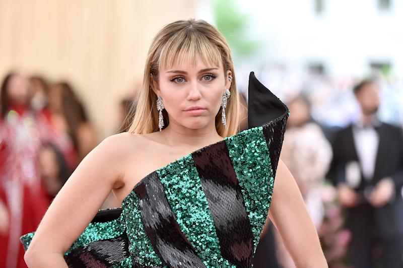 Miley Cyrus speaks out after man gropes her in Barcelona