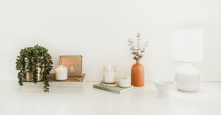 """<p>Every home can always use more candles. Vellabox offers artisan candles in scents that match the season.</p><p><strong>Price: </strong>Starts at $10/month</p><p><a class=""""link rapid-noclick-resp"""" href=""""https://www.vellabox.com"""" rel=""""nofollow noopener"""" target=""""_blank"""" data-ylk=""""slk:BUY NOW"""">BUY NOW</a></p>"""