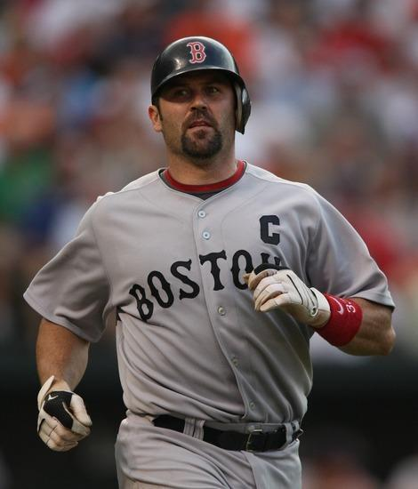 Jason Varitek is one of only two players in history to accomplish one particular feat in baseball.
