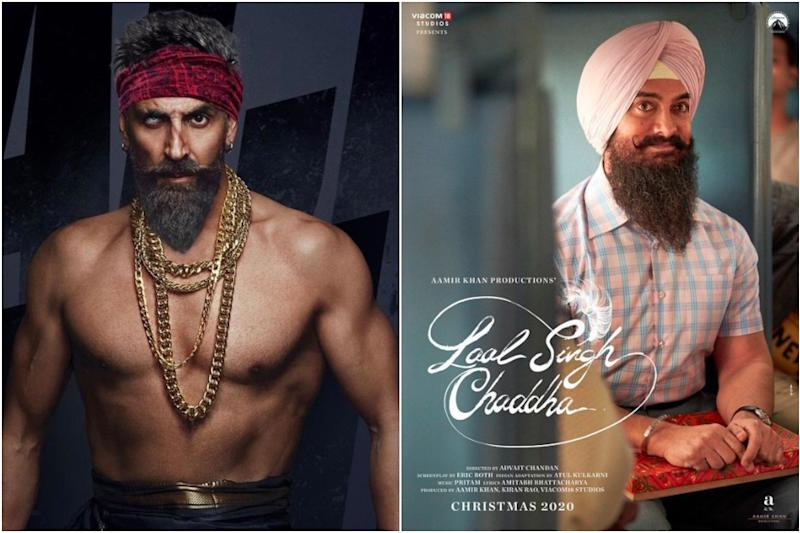 Aamir Khan Thanks Akshay Kumar for Shifting Bachchan Pandey Release Date