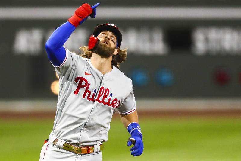 Bryce Harper is an early MVP candidate