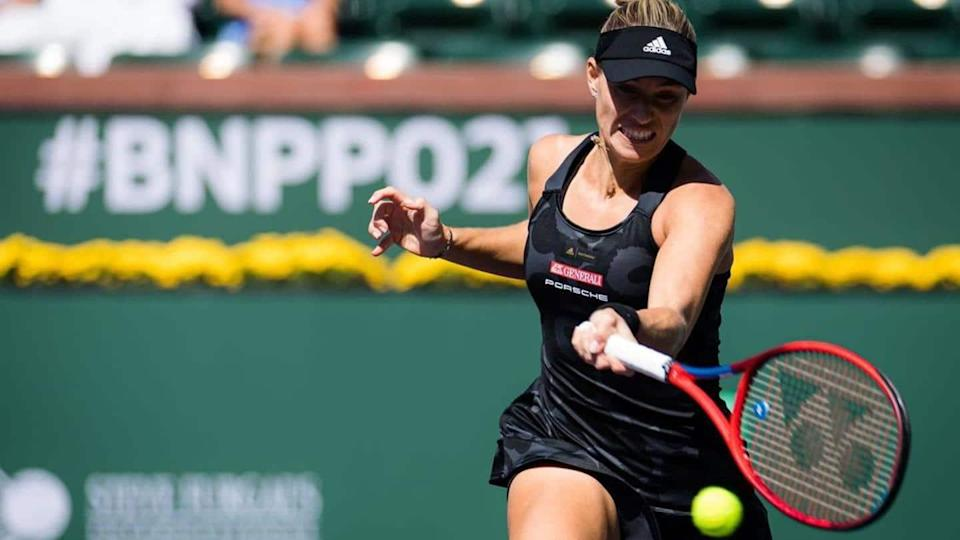 Decoding the stats of Angelique Kerber in 2021