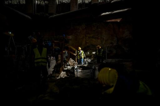 Archaeologists have turned up over 300,000 items of importance, including 50,000 coins, in addition to two marble plazas, a 15-metre (nearly 50-foot) fountain and an early Christian church
