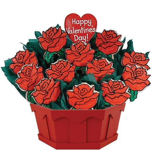 """<strong><h3>Cookie Roses Bouquet</h3></strong><br>The key to our hearts? One dozen cookie roses should do the trick.<br><br><strong>Cookies By Design</strong> Sweetheart Roses Cookie Bouquet, $, available at <a href=""""https://go.skimresources.com/?id=30283X879131&url=https%3A%2F%2Fwww.cookiesbydesign.com%2Fsweetheart-roses-A359"""" rel=""""nofollow noopener"""" target=""""_blank"""" data-ylk=""""slk:Cookies By Design"""" class=""""link rapid-noclick-resp"""">Cookies By Design</a>"""