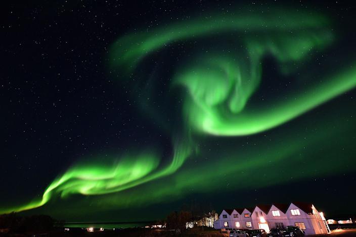Northern Lights May Be Visible From Parts of U.S. This Weekend