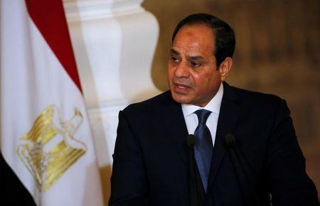 Egypt's president to visit Washington in April