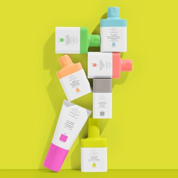 "<p>Try out Drunk Elephant's new hair and body products with this <product href=""https://www.sephora.com/product/drunk-elephant-the-littles-head-to-toe-P459142?icid2=justarrivedskincare_us_skugrid_ufe:p459142:product"" target=""_blank"" class=""ga-track"" data-ga-category=""Related"" data-ga-label=""https://www.sephora.com/product/drunk-elephant-the-littles-head-to-toe-P459142?icid2=justarrivedskincare_us_skugrid_ufe:p459142:product"" data-ga-action=""In-Line Links"">Drunk Elephant The Littles Head to Toe</product> ($49) set. Spoiler alert: they're all amazing.</p>"