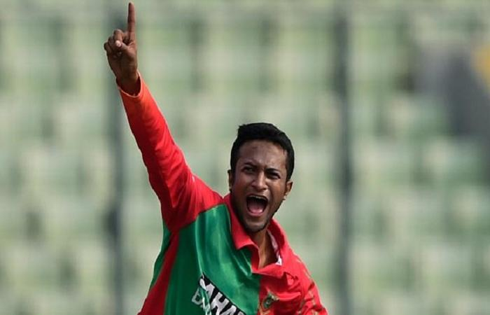 Bangladesh current crop best so far, says Shakib Al Hasan