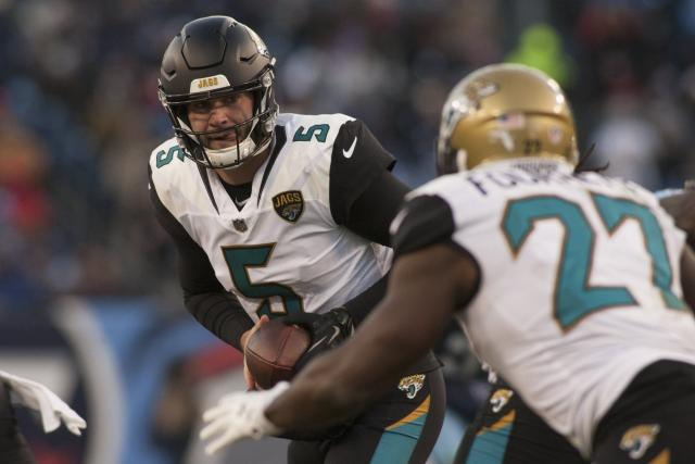 Jaguars' dynamic rookie running back Leonard Fournette is a Rookie of the Year candidate.