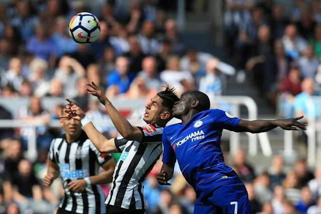 Newcastle United vs Chelsea, LIVE: Premier League 2017-18 latest score and top four standings, goal updates, TV channel, team news, line-ups