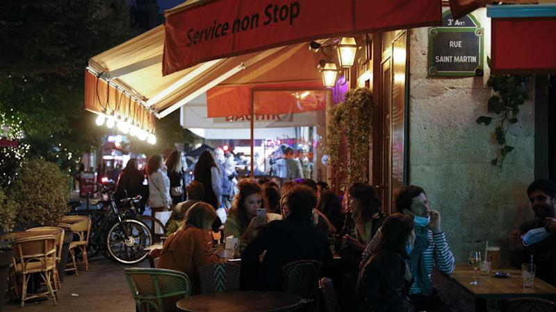 Last call: Paris bars forced to close early amid new rules to stem Covid-19 second wave