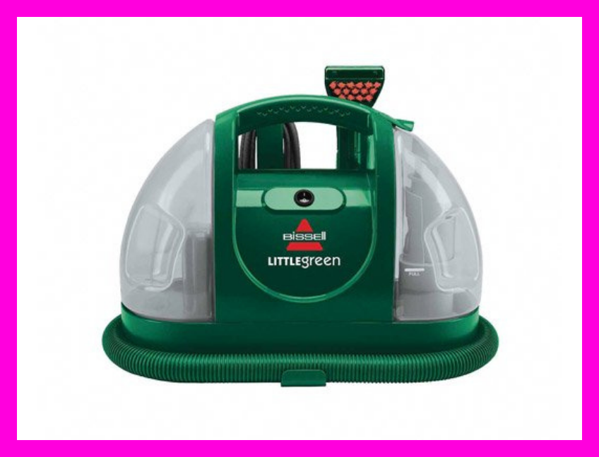 Save $21 on this Bissell Little Green Portable Spot and Stain Cleaner. (Photo: Walmart)