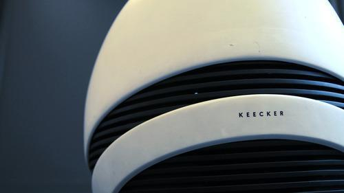 Keecker home entertainment robot