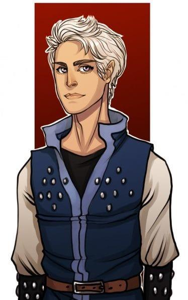 Potential King: Young Griff claims to be Aegon Targaryen, son of Rhaegar - Credit: Enife
