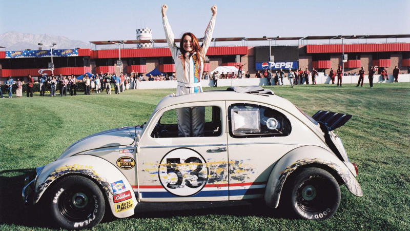'Herbie: Fully Loaded'. (Credit: Disney)