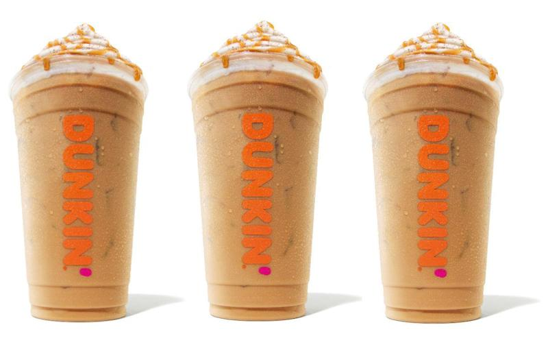 Dunkin's pumpkin coffee is coming back sooner than expected