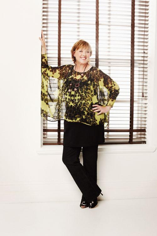 Pauline has lost a third of her body weight. David Venni/WOMAN Magazine.