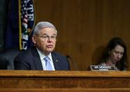 """Senate Foreign Relations Committee holds hearing on """"U.S. Policy on Belarus"""" on Capitol Hill in Washington"""