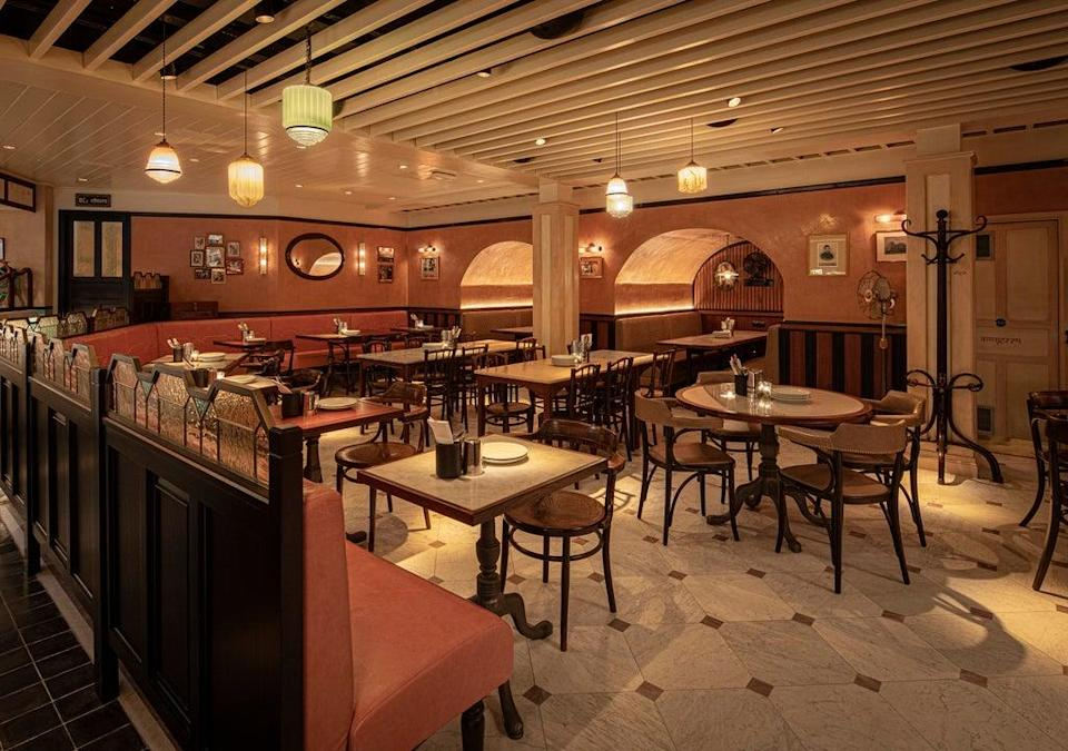The restaurant chain was forced to shutter doors for long periods in national lockdowns in 2020  (Dishoom)