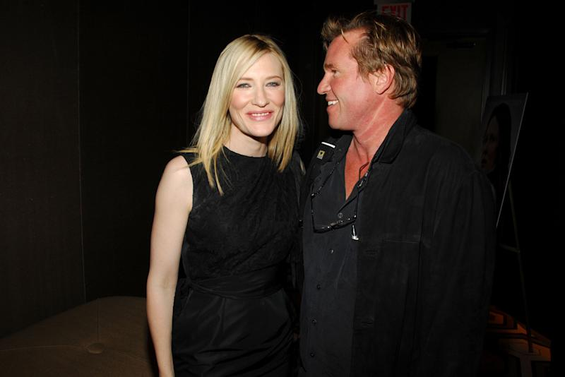 Val Kilmer, Please Stop Tweeting About Cate Blanchett and Give Her Some Space