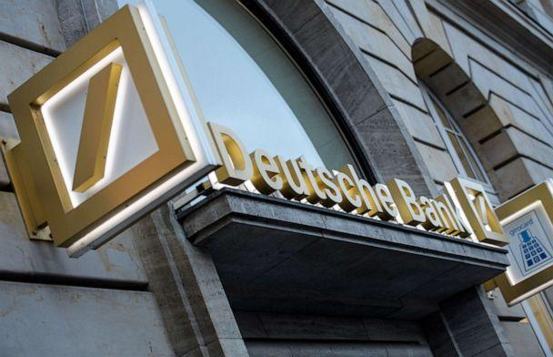 PHOTO: A branch of the German bank Deutsche Bank pictured in Frankfurt, Germany, Feb. 1, 2018. (Thomas Lohnes/Getty Images)