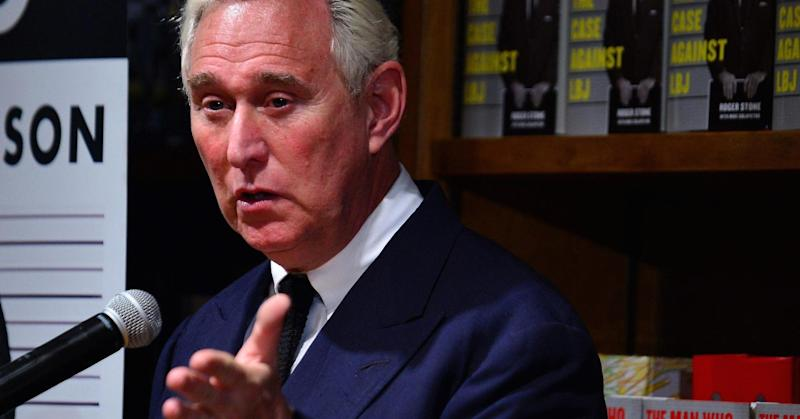 Trump advisor Roger Stone blasts Sessions in support of legal pot, quotes Bible and Thomas Jefferson