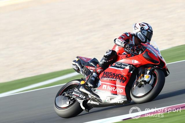 "Danilo Petrucci, Ducati Team <span class=""copyright"">Gold and Goose / Motorsport Images</span>"