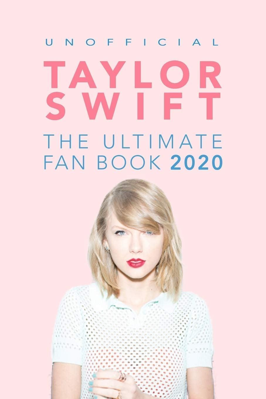 <p><span>The <strong>Taylor Swift: The Ultimate Taylor Swift Fan Book</strong></span> ($16) includes the latest fun facts and trivia about the country/folk/pop singer. </p>