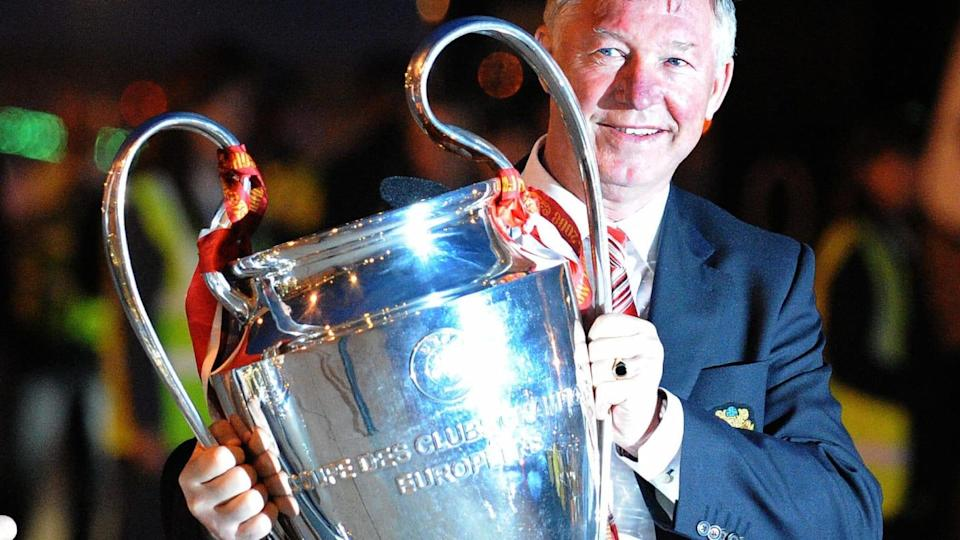 Manchester United manager Alex Ferguson | ANDREW YATES/Getty Images