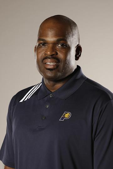 New Pacers coach Nate McMillan (AP)