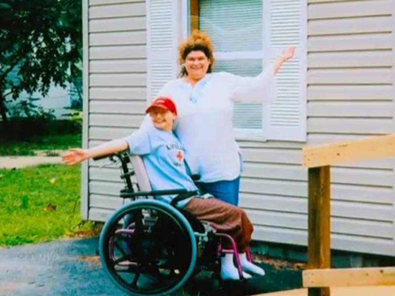 'The b**** is dead': Daughter who was forced to pretend she was disabled kills her mother, new documentary shows