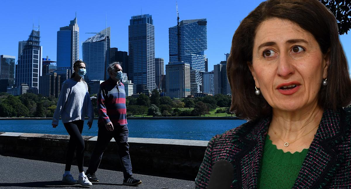 More NSW residents emerge from lockdown as cases trend upwards