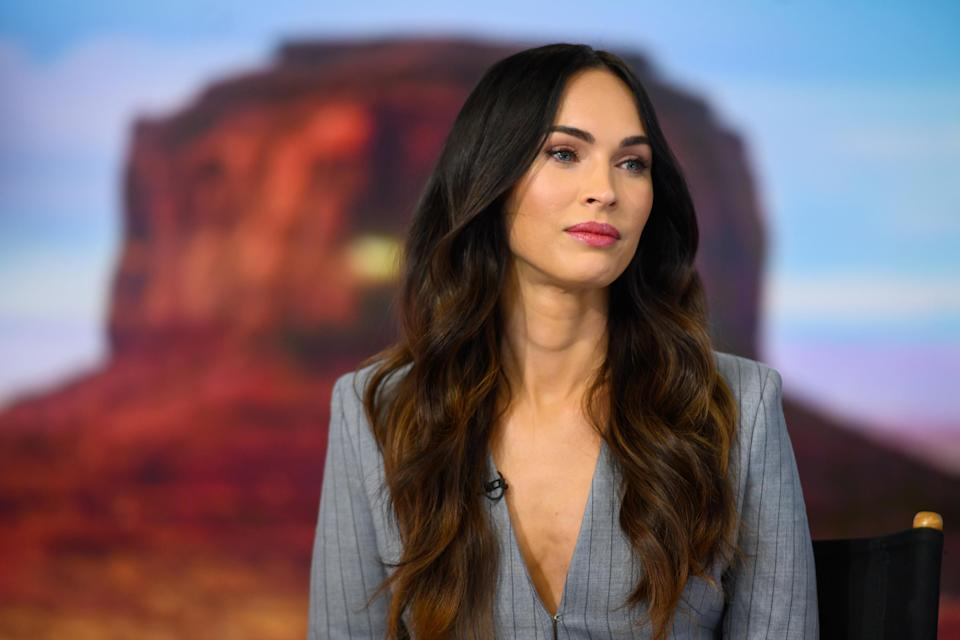 Megan Fox explains why she didn't speak out in the #MeToo movement. (Photo: Nathan Congleton/NBC/NBCU Photo Bank)