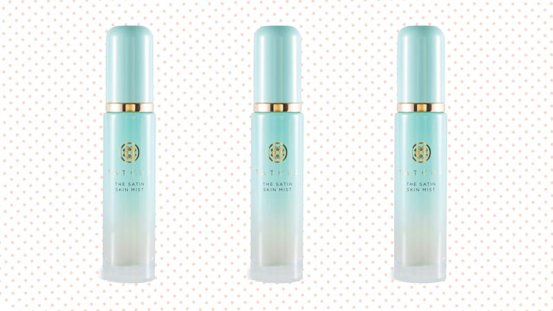 Tatcha's New Satin Skin Mist Is a Gamechanger For Oily Complexions