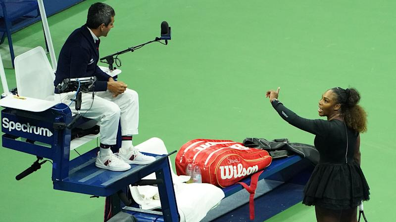 Umpire Carlos Ramos speaks for first time since Serena Williams dispute