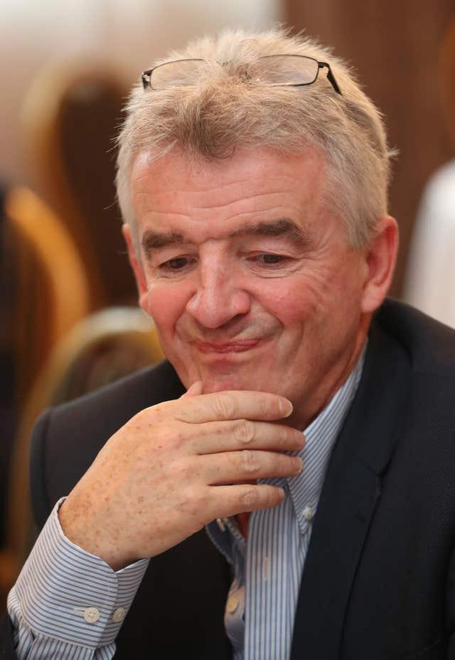 Ryanair chairman re-election