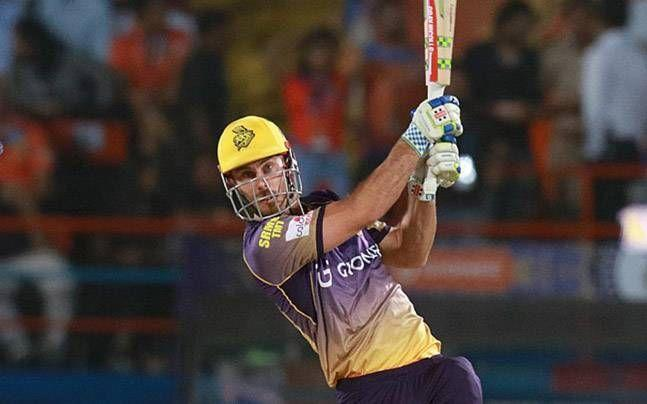 Chris Lynn has been KKR's batting mainstay for a couple of seasons