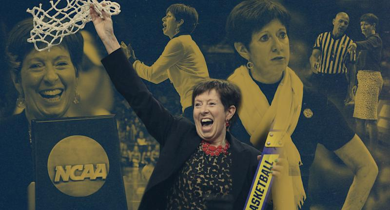 Muffet McGraw, Notre Dame Women's Basketball Coach