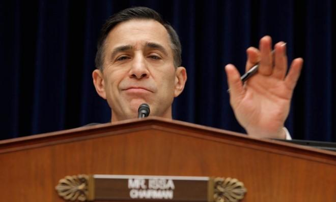 Some conservatives, like Rep. Darrell Issa, have been asked by other Republicans to tone it down.