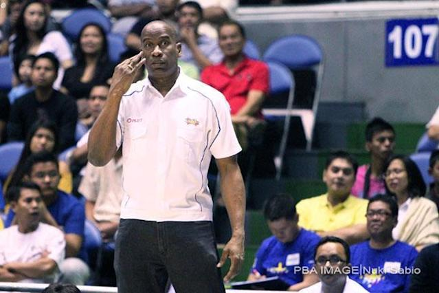 Norman Black, Talk 'N Text Tropang Texters. (PBA Iamges