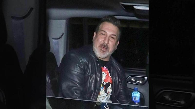 Joey Fatone Hits Hollywood After Filing for Divorce from Wife