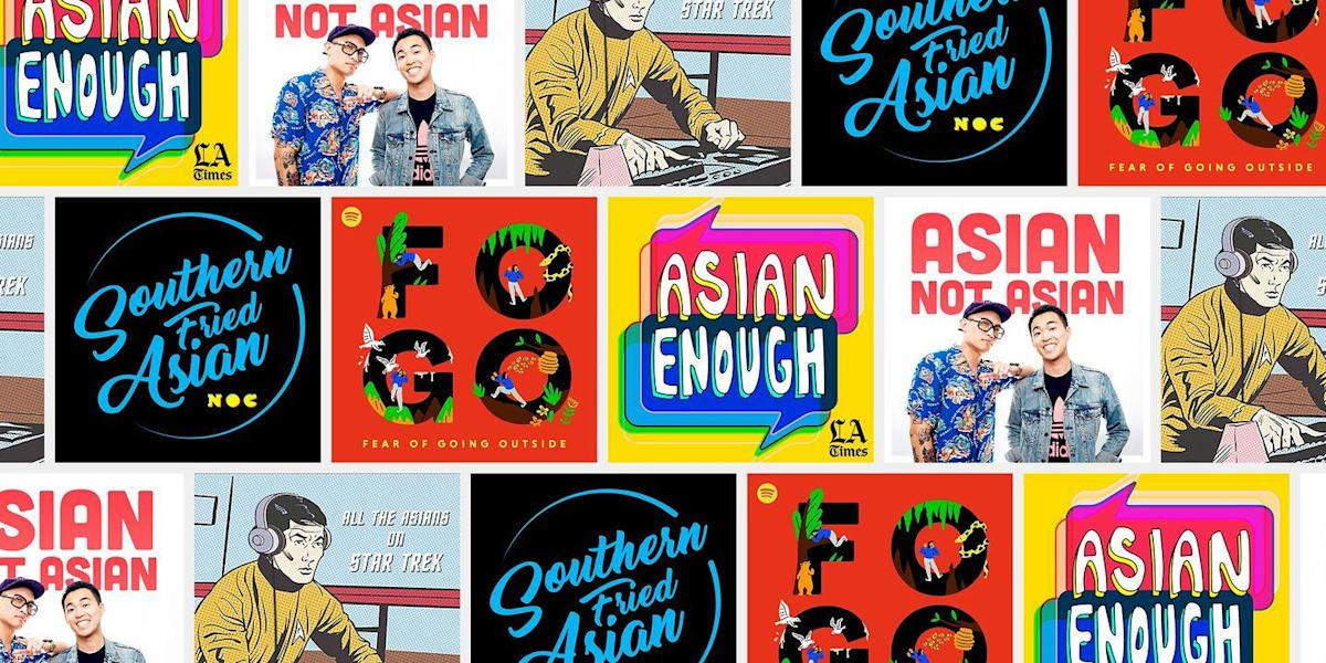 www.yahoo.com: 11 of the Best AAPI Podcasts that Center Asian American Experiences