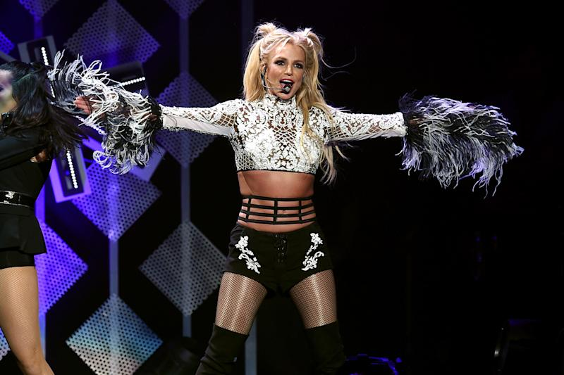 'Disgusting': Britney Spears' fans came to her defence: Kevin Winter/Getty