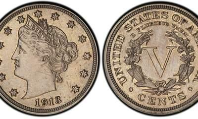 Liberty Head Nickel Coin Could Sell For \$5m