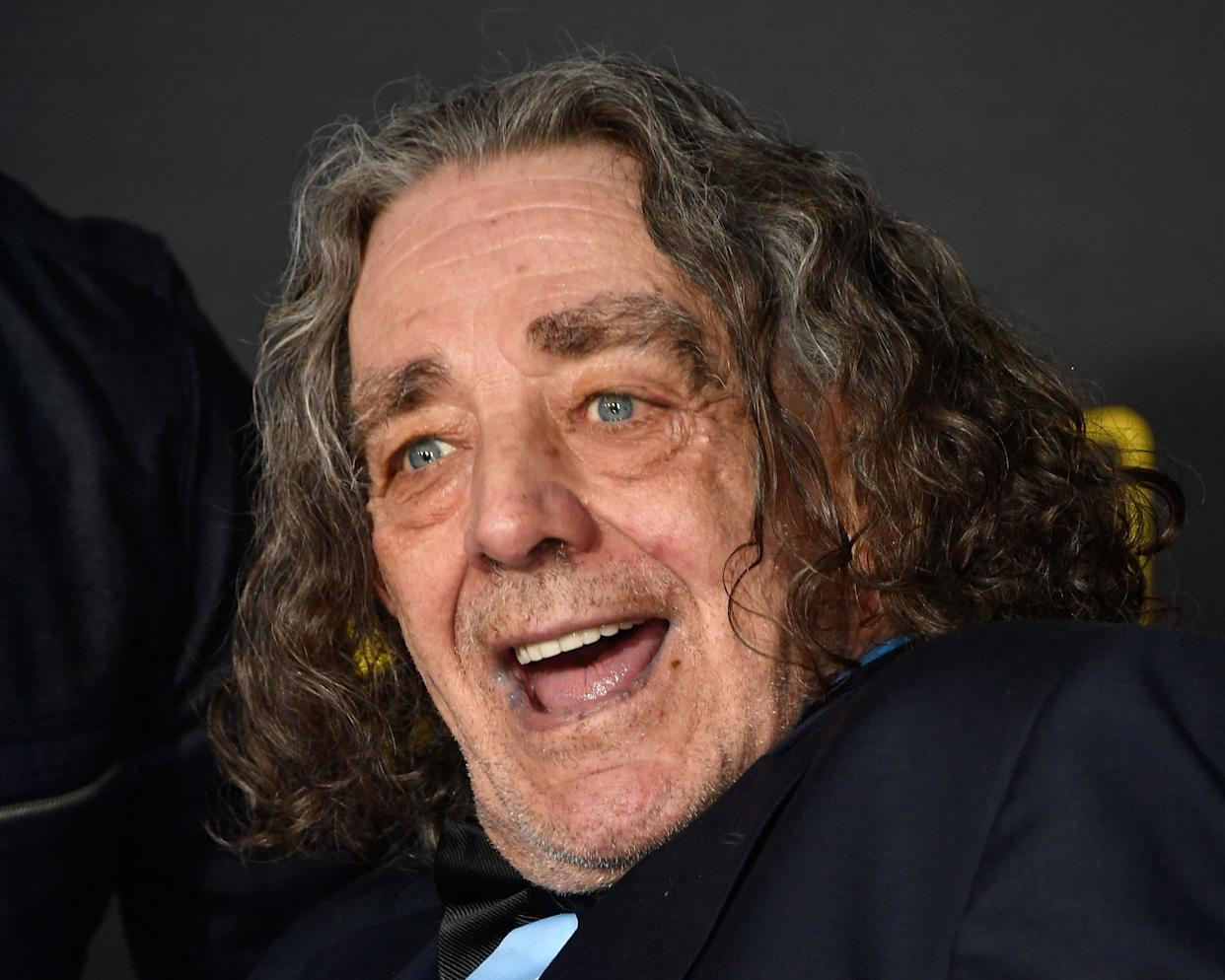"""Actor Peter Mayhew, who played Chewbacca in the """"Star Wars"""" series, diedApril 30, 2019 at the age of 74."""