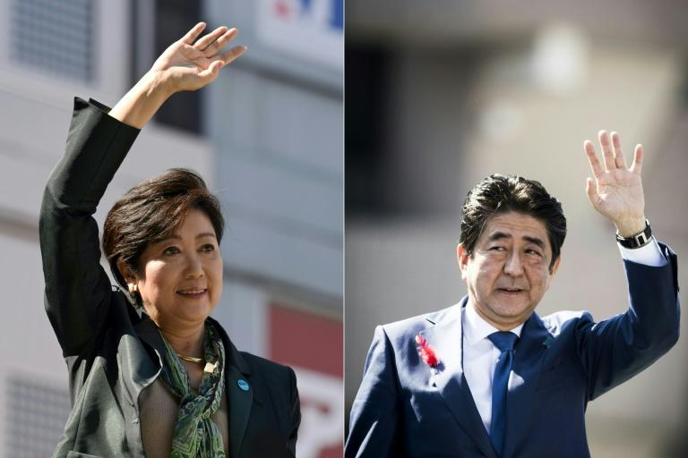 Japanese Prime Minister Shinzo Abe appears poised to secure a fresh term at the helm of the world's third-biggest economy