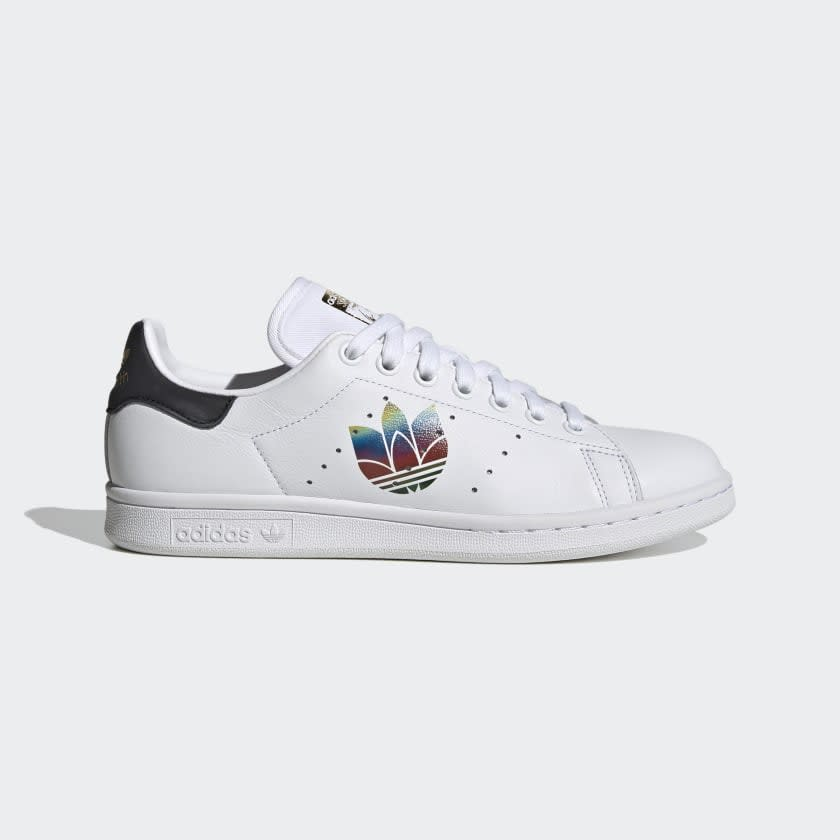 Stan Smith Shoes. Image via adidas,
