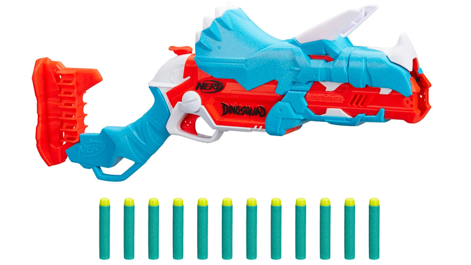 Gifts for kids: Dinosquad Blaster